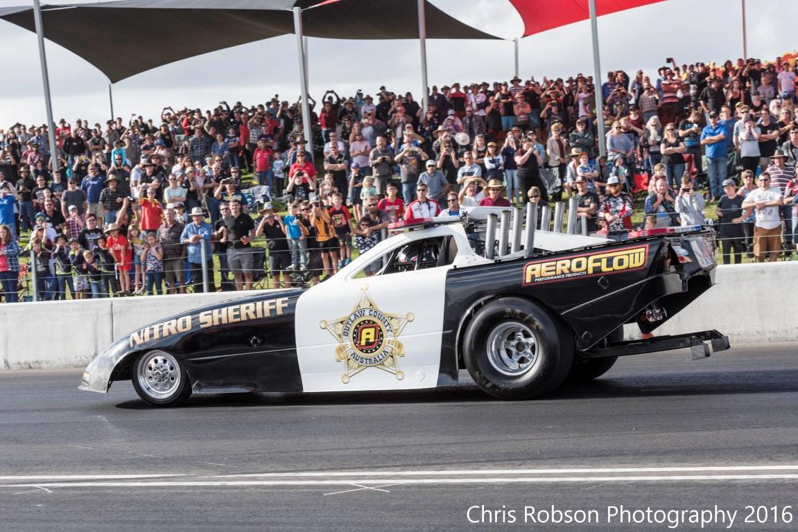 Nitro Outlaw Funny Cars 2016